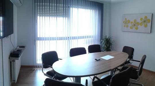Centro de negocios valdemoro - Sala de reuniones